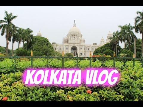 Kolkata Vlog Pt.1 || Nilfa Travel Vlogs