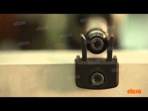 Ball-shaped door lock laboratory fatigue test