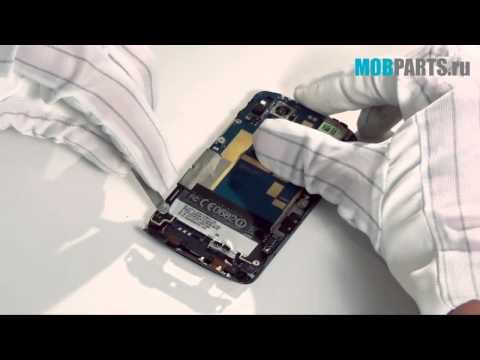 HTC Desire S - разборка, сборка, ремонт