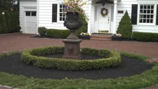 Formal Garden Design by Chris Orser