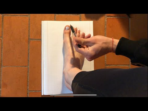 How To Measure Your Feet Correctly - Buy The Right Size Of Footwear!