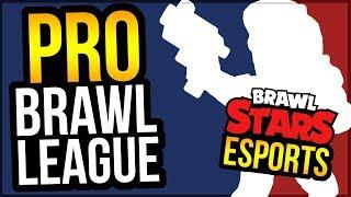PRO BRAWL LEAGUE! Top Brawl Stars Esports League - Week 4