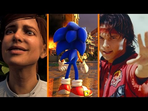 No Fix for Mass Effect Faces + New Sonic Game! + Power Ranger GUILTY of Murder - The Know