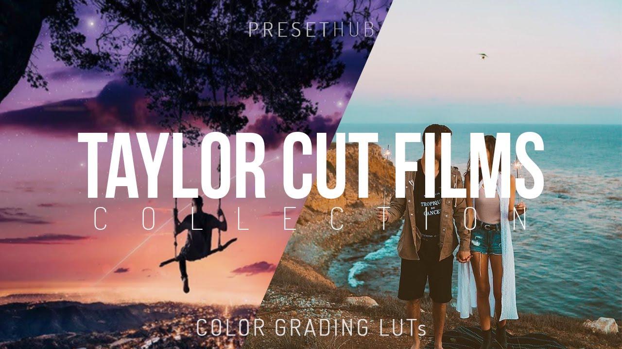 TaylorCutFilms Color Grading LUT! | Premiere Pro, Final Cut