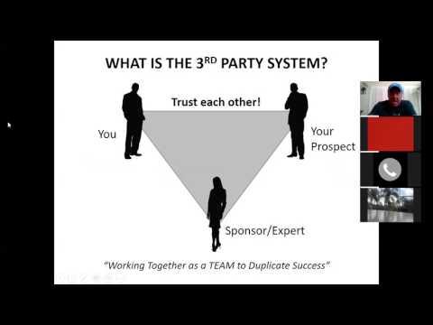 DIAMOND ZONE 4/27.....3rd Party System