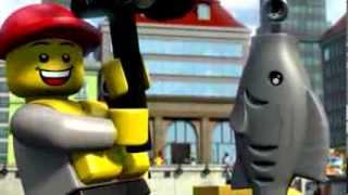 LEGO® City - Fishing for trouble (coast guard)