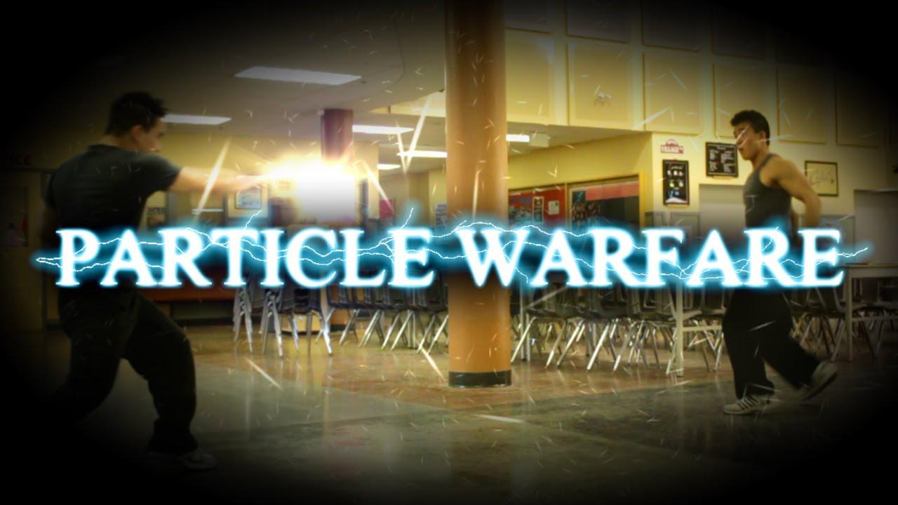 Particle Warfare - Hitfilm Superhero VFX Entry