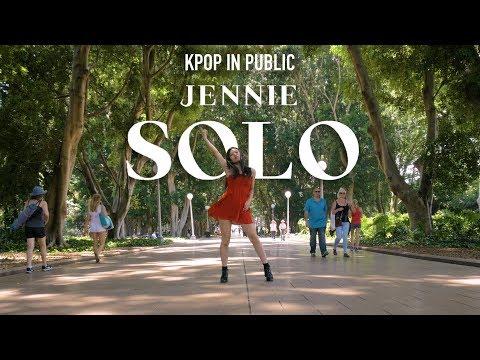 "[KPOP IN PUBLIC CHALLENGE] JENNIE - ""SOLO"" Dance Cover by MONOCHROME"