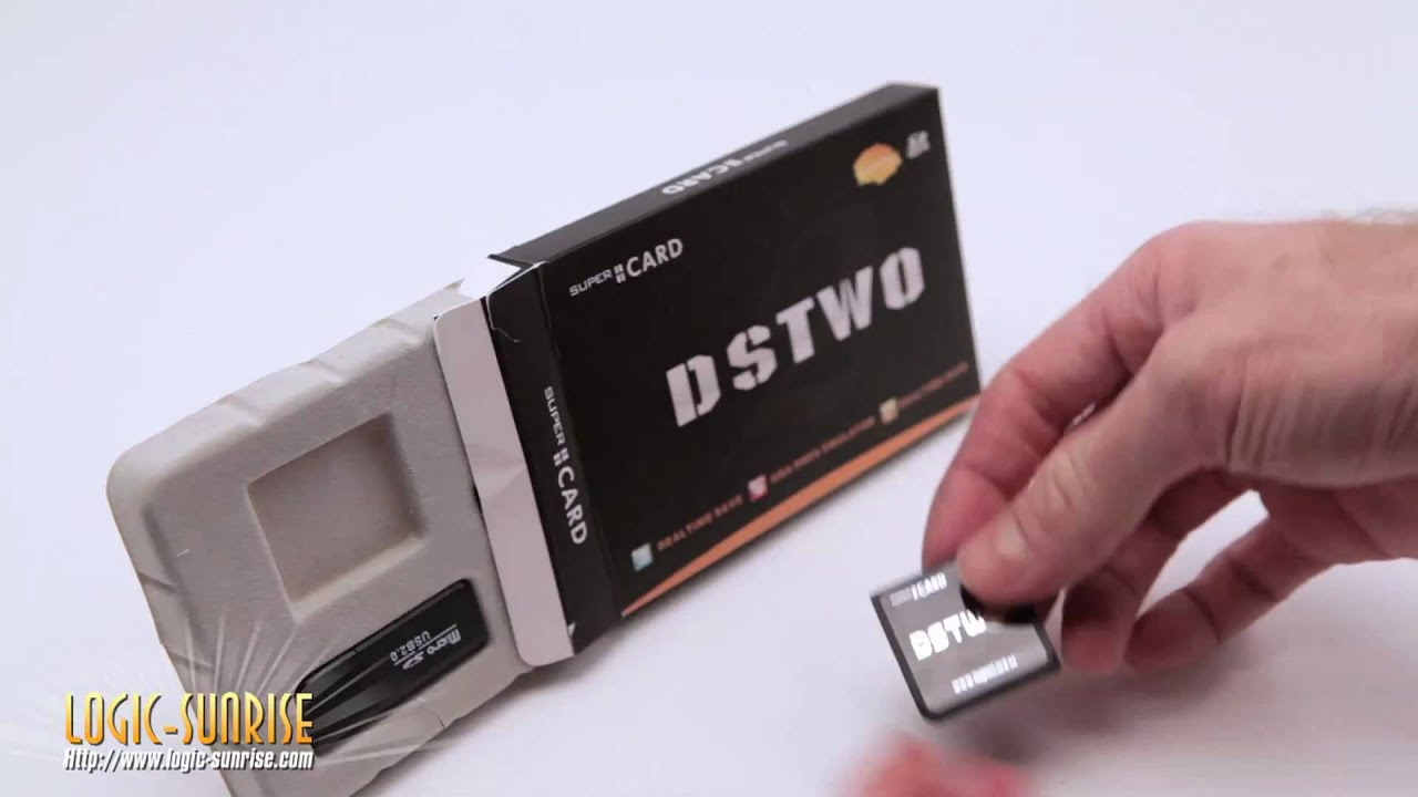 logiciel supercard ds one sdhc