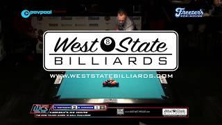 WCS '18 -  Bobby Emmons vs Thorsten Hohmann / Freezer's IceHouse -10-Ball