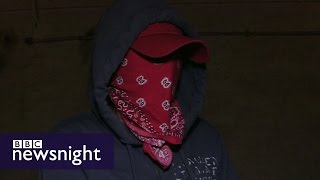 Why does have Sweden have so many jihadis? - BBC Newsnight