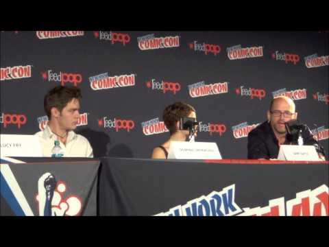 Vampire Academy NYCC 2013 Panel Part 4