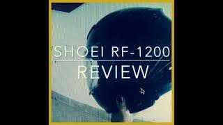 Shoei Rf 1200 Helmet Review