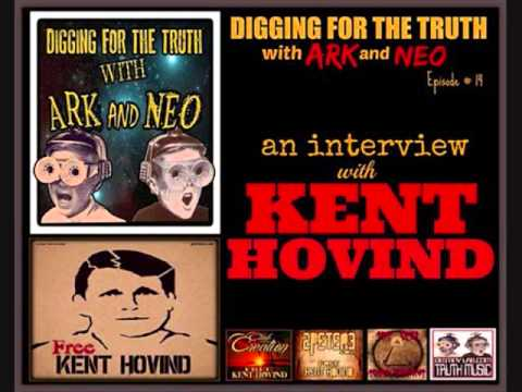 (Interview with Kent Hovind from jail) 11/17/14 Digging for the Truth with Ark and Neo #14