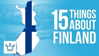 15 Things You Didn't Know About FINLAND