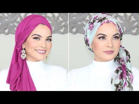 3 Estilos de Hijab para el VERANO! OMAYA ZEIN thumbnail
