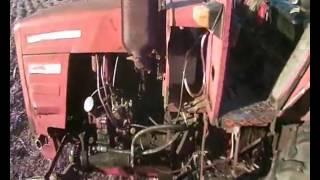 Гур трактора т 25.Гидроусилитель руля трактора т 25 на одном насосе  НШ 10 +  схема подключения