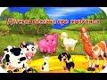 Детская песенка про животных для самых маленьких Развивающее видео mp3