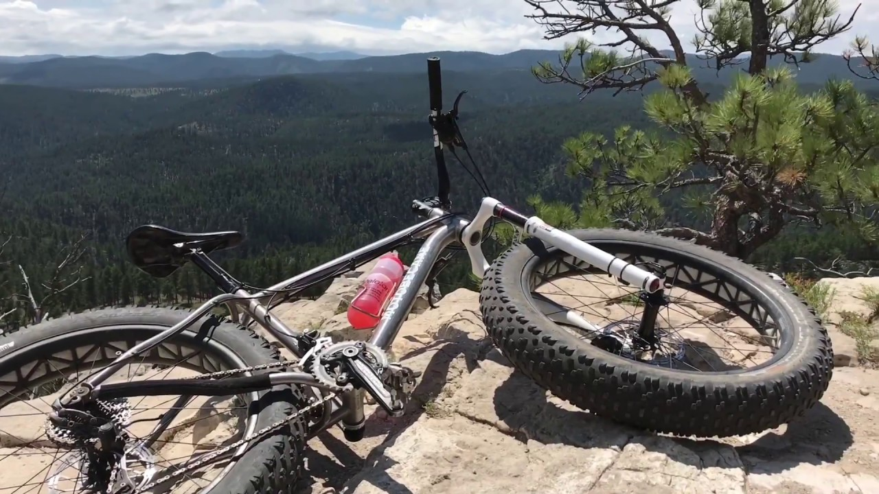 Black Hills Buzzards Roost Mountain Bike Trails South Dakota Youtube