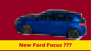 HOT NEWS !! Ford Focus Caught Completely