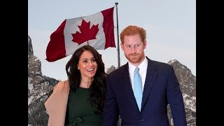 CANADA OR BUST! How will Meghan & Harry impact our country?