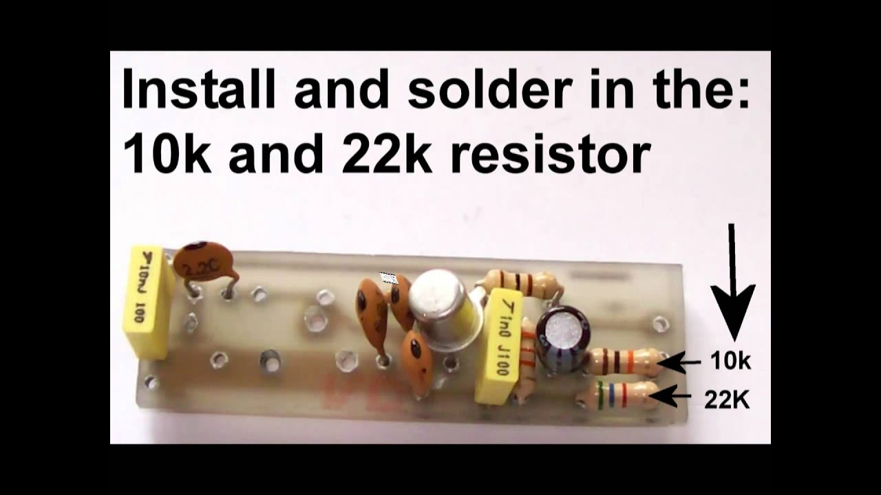 Make A One Transistor Fm Transmittervery Easy To Youtube Stable Transmitter Circuit Diagram