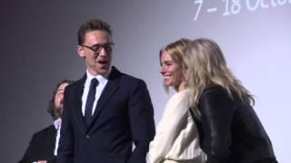 tom hiddleston sienna miller and elisabeth moss at lff premiere of high rise