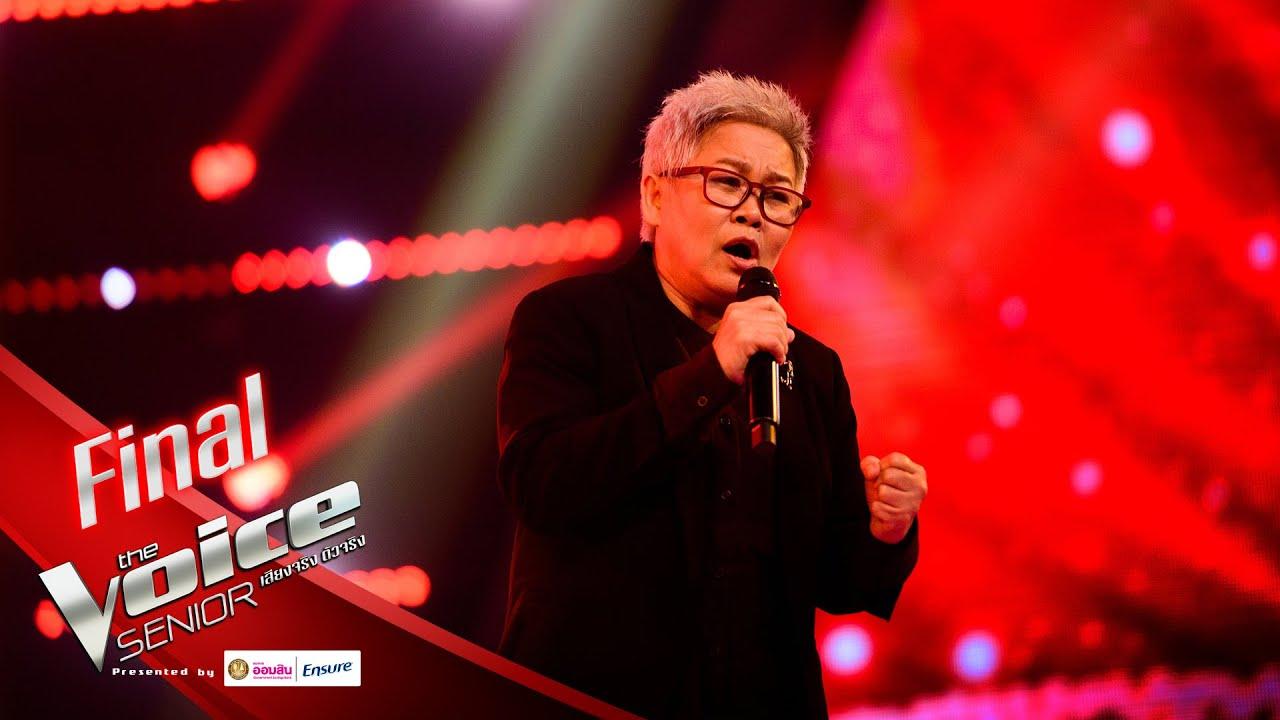 อาป้อม - ตะกายดาว + คงจะมีสักวัน - Final (Top 4) - The Voice Senior Thailand - 30 Mar 2020