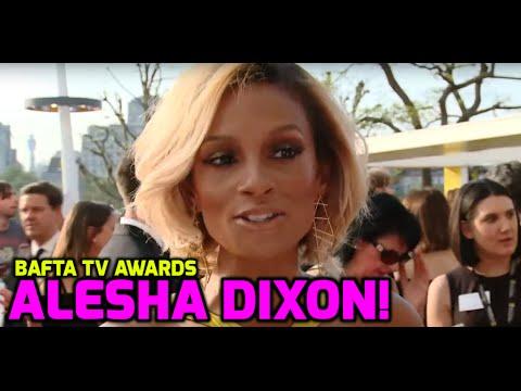 BAFTA TV Awards: Alesha Dixon on those Mis-Teeq reunion rumours!