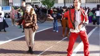 Thriller on C-Street Springfield Missouri 2012 (early show)