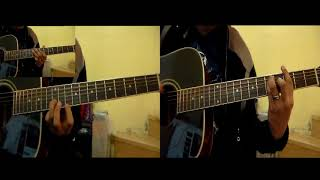 Opeth - A Fleeting Glance (Guitar Cover)