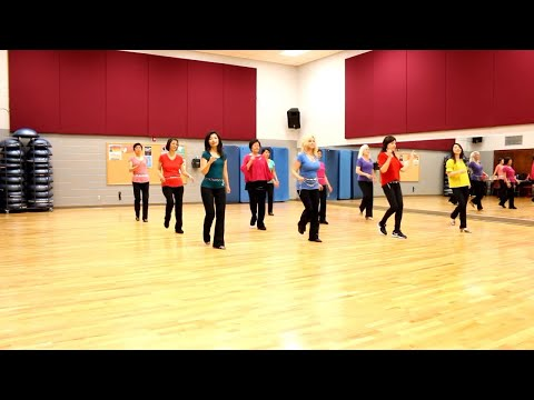 Friends For Life - Line Dance (Dance & Teach in English & 中文)