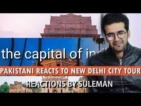Pakistani Reacts To India's Capital New Delhi
