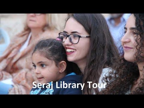 """Seraj"" Library Tour / Vicente Marin Diez / Armin Kulla / Palestine"