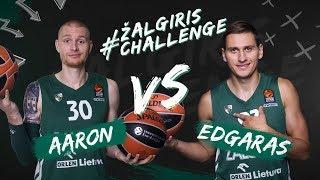 #ZalgirisChallenge. Lithuanian language challenge with White and Ulanovas