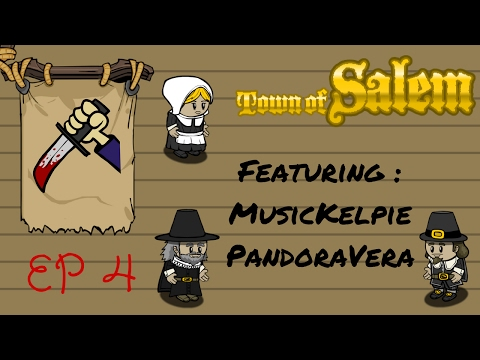 Taking the Law into Our Hands | Town of Salem - Ep 4 ft. MusicKelpie and PandoraVera