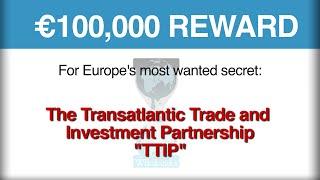 WikiLeaks offre €100,000 à qui révélera Le Traité de Libre-Echange Transatlantique 'TAFTA'