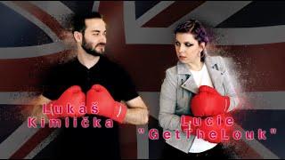 RIMMEL CHALLENGE Odveta #4 Cover Photo look | Lukáš Kimlička vs. GetTheLouk