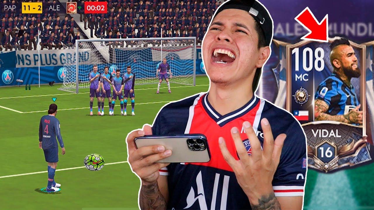 """Download EL TIRO LIBRE MAS """"FAIL"""" del FIFA MOBILE 😱 *Me salió este JUGADOR*"""