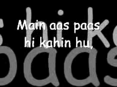 Dhadke Jiya - Aloo Chaat | With Lyrics.WMV
