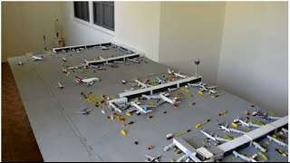MERRY CHRISTMAS! LAX MODEL AIRPORT UPDATE!!!!!