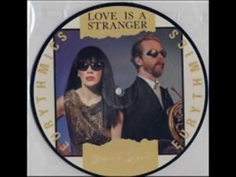 Eurythmics - Love Is A Stranger (Ultra Traxx 12 Mix Version)