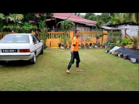Capoeira - Malaysia kids