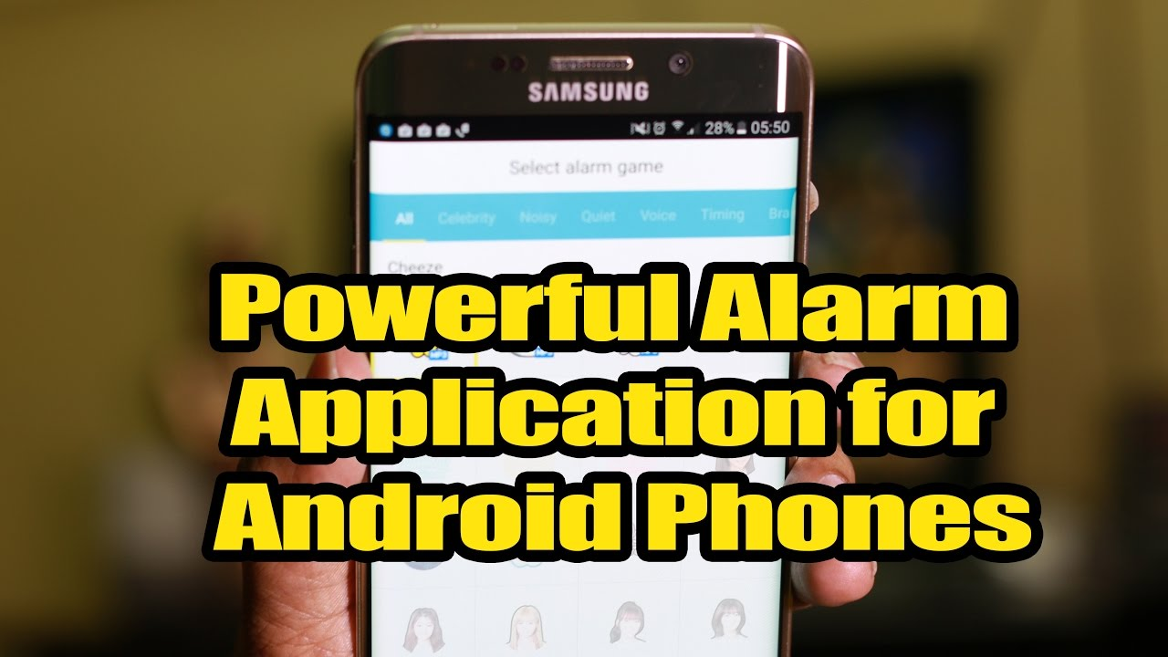 Camera Powerful Android Phones powerful alarm application for android phones youtube phones