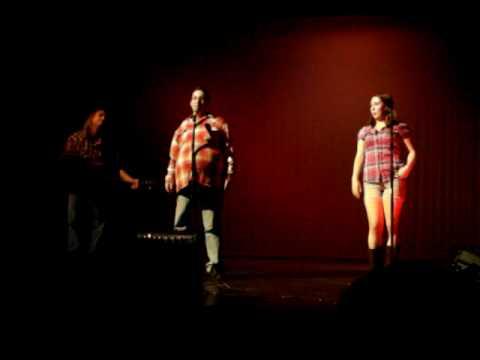 Roadkill Christmas By Jenna C. Tennessee, Bubba Ray, & Fancy Banjo Guy