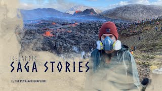 Saga Stories #5: Volcanoes in the Sagas