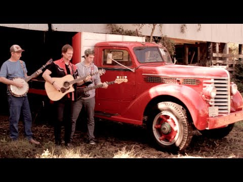 "Official Bluegrass Music Video - ""Never Give The Devil A Ride"" - Brad Davis"
