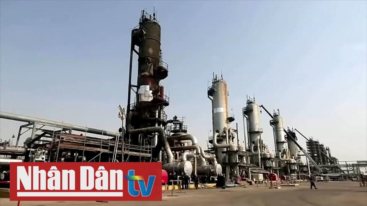 Nỗ lực chặn đà giảm giá dầu thành công