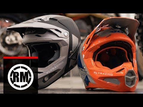 Fly Racing Formula Carbon Motocross Helmet