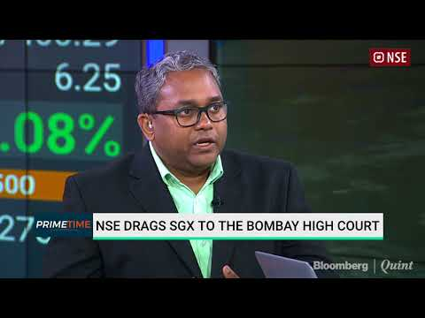NSE Drags SGX To Bombay High Court
